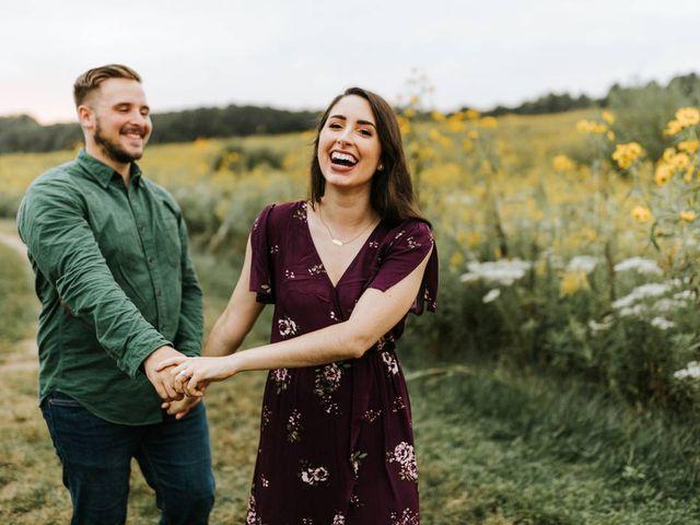 Maine Engagement Photos