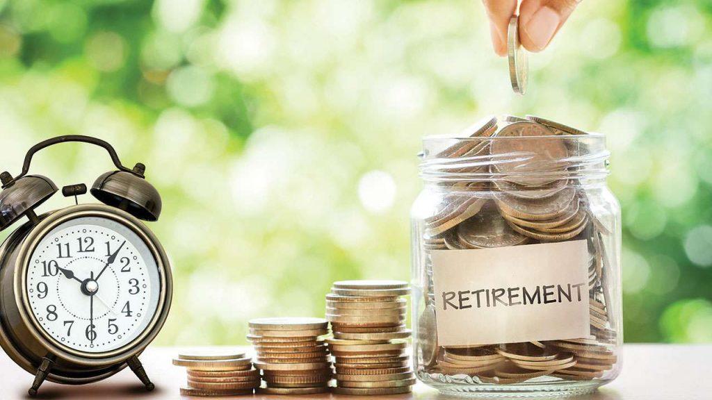 Retirement Plan On One Stock